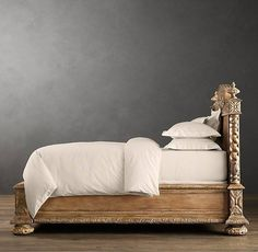 Vcues sculpte sntiguo artisian #Bed just few clicks away. Buy now:http://www.vcues.com
