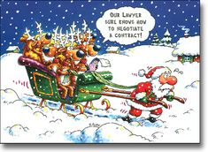 Our lawyer sure knows christmas christmas quotes funny christmas quotes funny christmas pictures funny christmas photos christmas quotes for friends funny christmas quotes for friends Funny Christmas Cartoons, Funny Christmas Pictures, Merry Christmas Funny, Funny Xmas, Christmas Quotes, Funny Cartoons, Funny Comics, Funny Pictures, Funny Holidays