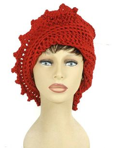 Womens Crochet Hat, Womens Hat Trendy, Crochet Beanie Hat, Red Hat, Lauren Beanie Hat Women - hats for women Beanie Hats For Women, Women Hats, Cheap Boutique Clothing, Crochet Hat For Women, Yarn For Sale, Crochet Beanie Hat, Crocheted Hats, I Love This Yarn, Cloche Hat