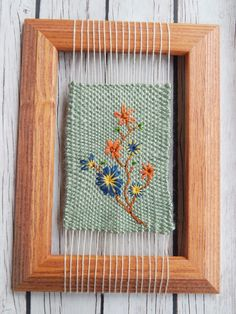 """Here is the first piece of the new product line Bitty Granny.Inspired by my """"Granny Chic style"""" love here is Bitty Granny's: Woven Hanging"""