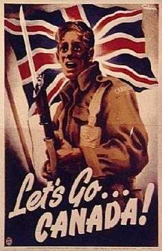 Canadian WWII Propaganda Posters