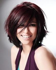 Love this color and cut!