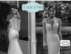 ABITI DA SPOSA 2015: LA COLLEZIONE FIRMATA PINELLA PASSARO By www.SomethingTiffanyBlue.com #wedding #bride
