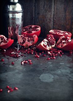 What Katie Ate #food #fruit. Dark food photography is so enticing and visceral.