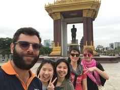 Fun is a MUST at #EnvoyTours  #WalkingTour #EnvoyVibes #EnjoyEnvoy #DiscoverCambodia Walking Tour, Cambodia, Beautiful Pictures, Louvre, Couple Photos, Couples, Fun, Couple Shots, Couple Pics