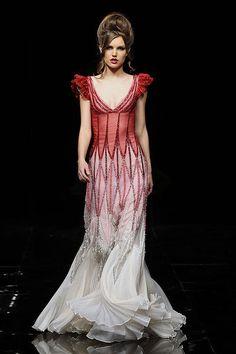 Hanna Touma - Haute couture - Printemps-été 2012