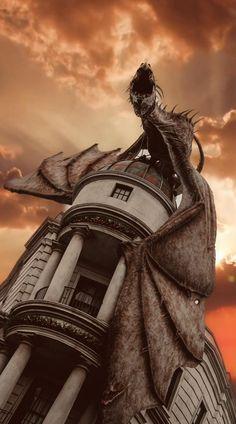 Gringotts | The Wizarding World of Harry Potter