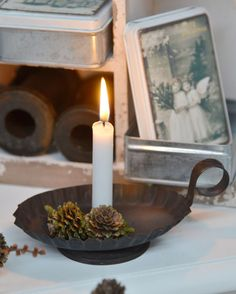 traditional candleholder