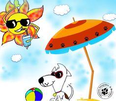 Mare sole e mare... www.cancorso.it cancorso2013, cancorso, cani, cane, concorso, concorsi, contest, ilmessaggero, quotidiano, animali, storie, canstorie, coppie, cancoppie