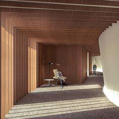 Case study for a hotel | gallery #architecture #cool #contemporary #design #designhotel #midcentury #modern #style #studioguilhermetorres #zurich