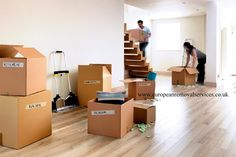 Personalized Removals Services to Spain