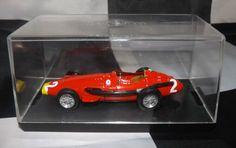 JUAN FANGIO #2 MASERATI 250F PESCARA GP 1957 2nd F1 1/43 LIMITED BRUMM MODEL CAR