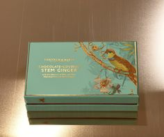 Fortnum & Mason approached us to reimagine the packaging for every ginger spiced and sugar dusted corner of their handmade English chocolate range Chocolate Box Packaging, Honey Packaging, Tea Packaging, Brand Packaging, Ginger Chocolate, English Chocolate, Sweet Box Design, Fortnum And Mason, Branding