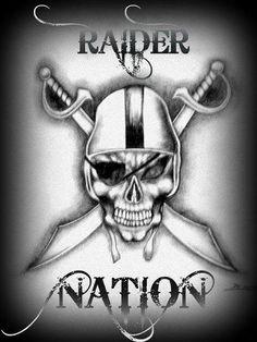 Supreme Iphone Wallpaper, Oakland Raiders Football, Skull Wallpaper, Nfl Logo, Raider Nation, Coloring Pages To Print, Indian, Logos, Board