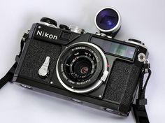 Nikon SP 2005 & W-Nikkor 2.5cm 1:4 by jonmanjiro, via Flickr
