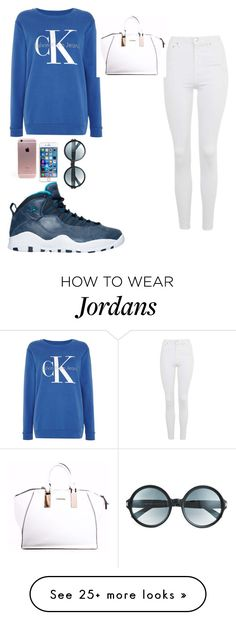"""NISHA"" by tonnisha122 on Polyvore featuring NIKE, Calvin Klein, Topshop and Tom Ford"