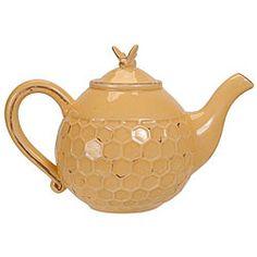 Bumble Bee Ceramic Teapot