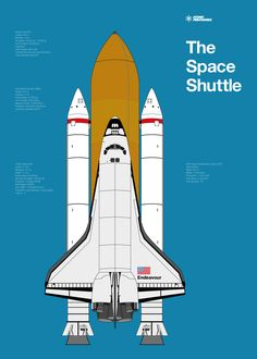 The Space Shuttle - Atomic Printworks