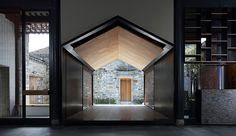 ming gu design revives the historic 'lai yard' house in nanjing, china