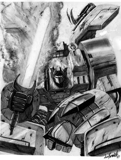 Grimlock by LivioRamondelli.deviantart.com on @deviantART