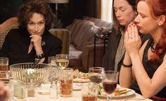 """Em """"Álbum de Família"""" (2013), Meryl foi indicada ao Oscar de Melhor Atriz e ao Globo de Ouro de Melhor Performance de Atriz em Comédia ou Musical"""