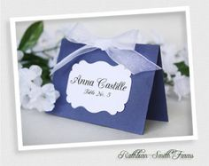 handmade place cards - Google Search