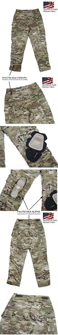 EbairSoft Airsoft parts & Tactical Gear - G Rasputin RS3 Combat 3D Pants ( Multicam ) RPT003-MC
