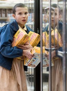 This Stranger Things Theory Explains The Connection Between Eleven & The Monster+#refinery29