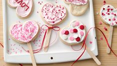 pillsbury valentine's day cake mix