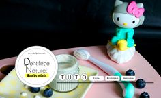 DIY – Dentifrice naturel pour enfants goût Myrtille – DIY Tiptop