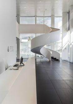 Die 7 besten Bilder von Stahltreppe Innen   Stairs, House remodeling ...