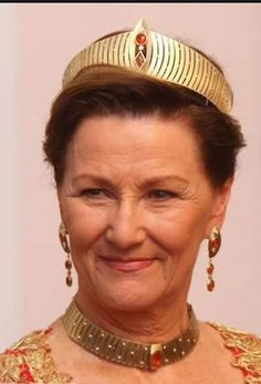 Royal Family of Norway jewels