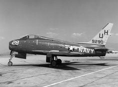 Us Military Aircraft, Navy Aircraft, Navy Marine, Us Navy, Sabre Jet, Air Machine, Military Photos, United States Navy, Nose Art