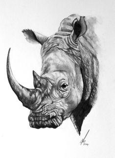 Black rhino pencil art в 2019 г. rhino tattoo, animal drawings и animal pai Pencil Drawings Of Animals, Animal Sketches, Art Sketches, Art Drawings, Rhino Tattoo, Elephant Tattoos, Rhino Art, Pencil Art, Black Pencil