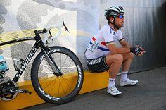 Mark Cavendish ahead of Stage 3 , Tour de France 2013