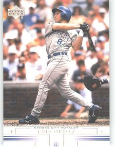 2002 Upper Deck 187 Luis Ordaz - Kansas City Royals (Baseball Cards) -- Continue to the product at the image link.