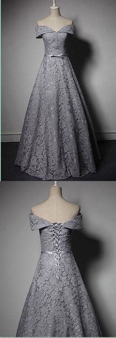 A-Line Lace Prom Dress,Long Prom Dresses,Charming Prom Dresses,Evening Dress Prom Gowns, Formal Women Dress
