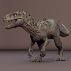 Introduction. Indominus Rex Maya Rig (fan art rig) made by Truong. Free to download and use for non-comercial purpose, like animation practise, personal projects, demo reel, 11s club contest, etc. Technical Information. Software: Maya 2014 (or higher). Rigged using Advanced Skeleton. Maya scene files include: irex_rig.ma: the rigged dinosaur. irex_lighting.ma: reference this file into your animation scene and render, the lighting was setup already (mental ray). Use Render_cam for the best…