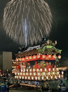 Chichibu night festival #11 - 秩父市, 埼玉
