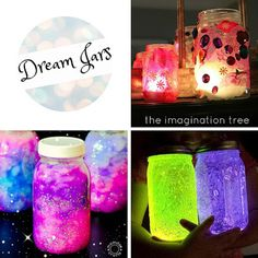 Catch dreams in these beautiful jars as inspired by The BFG