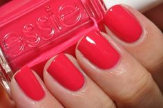 Watermelon by essie LOVE THIS color!!!!