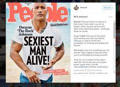 """Dwayne+""""The+Rock""""+Johnson+on+seksikkäin+elossa+oleva+mies+–+katso+kuvat"""