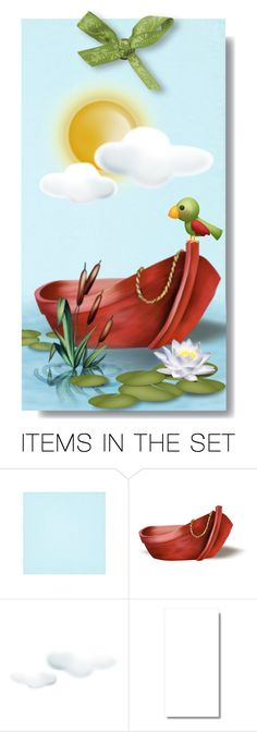 """""""Pondering Life"""" by cb-hula ❤ liked on Polyvore featuring art and bookmark"""