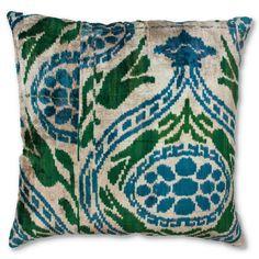 Velvet Decorative Pillow.