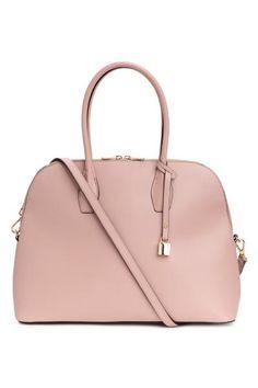 Handbag - Powder pink - Ladies | H&M GB 1
