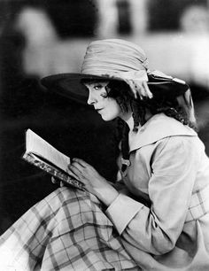 """Lillian Gish in """"The Greatest Things in Life"""", 1918 (I loved Lillian Gish! Even have her autographed photo)."""