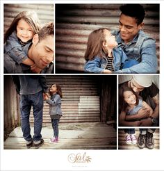 cute father daughter photography ideas