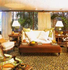 Jorge Elias - Casa Cor 1995 Jorge Elias, Outdoor Furniture, Outdoor Decor, Bed, Home Decor, City, Houses, Decoration Home, Stream Bed