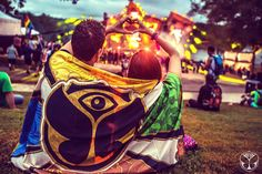 bandera tomorrowland - Buscar con Google