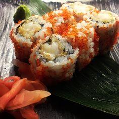 Who fancies #California Ebi Ura Maki #Sushi Roll? (^_−)☆